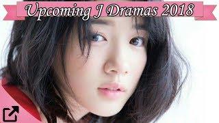Upcoming Japanese Dramas of 2018