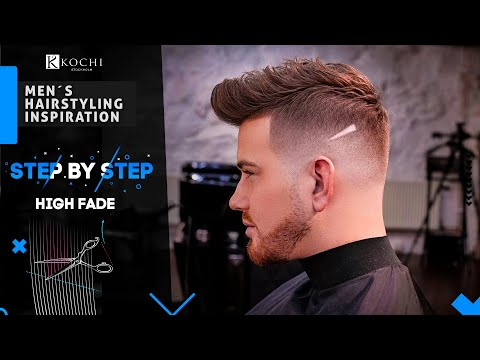step-by-step.-mid-fade---textured-quiff-hairstyle.-haircutting-tips-&-tricks.