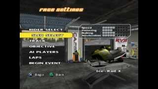 SnoCross 2: Featuring Blair Morgan (PS2 Gameplay)