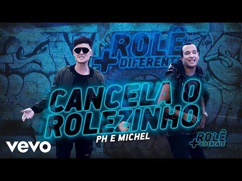 """[News]A dupla PH e Michel disponibiliza o vídeo de """"Cancela o Rolezinho"""""""