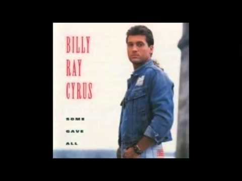 Billy Ray Cyrus - Where'm I Gonna Live ?