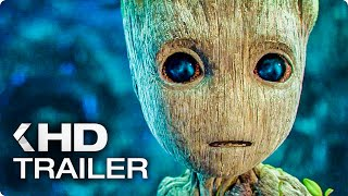 GUARDIANS OF THE GALAXY VOL. 2 Baby Groot Making-Of & Trailer (2017)