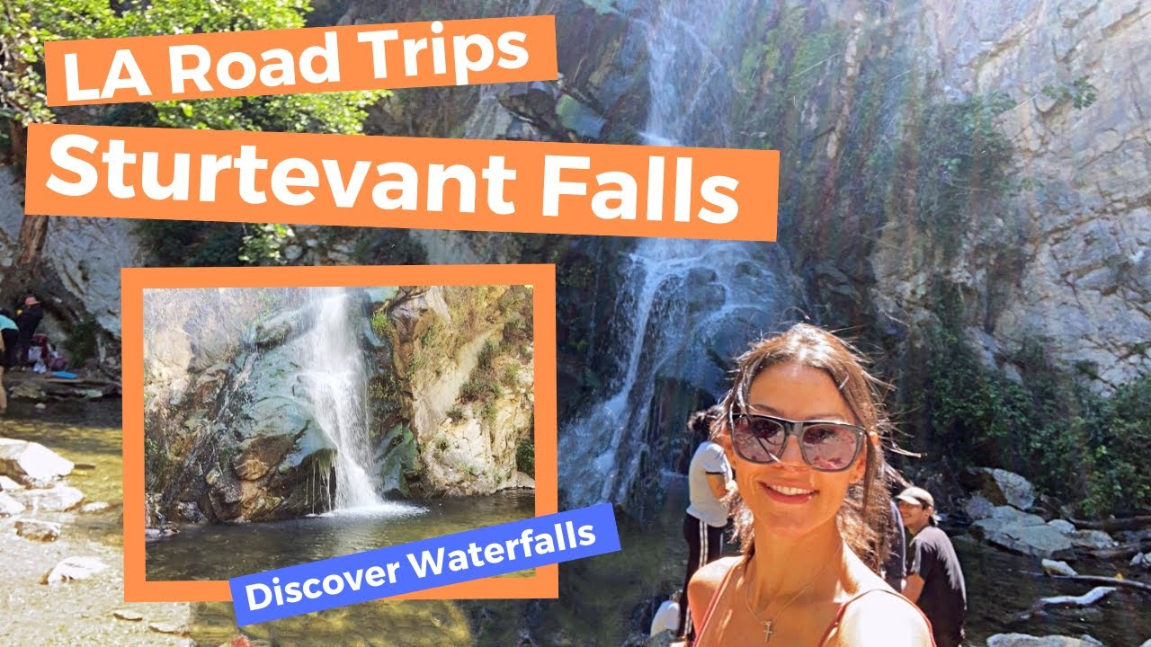 Sturtevant Falls: BEST Family friendly hike to BEAUTIFUL WATERFALL in Los Angeles - What to Know