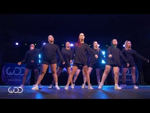 ROYAL FAMILY  | Performance on ( World Of Dance) @Rihanna