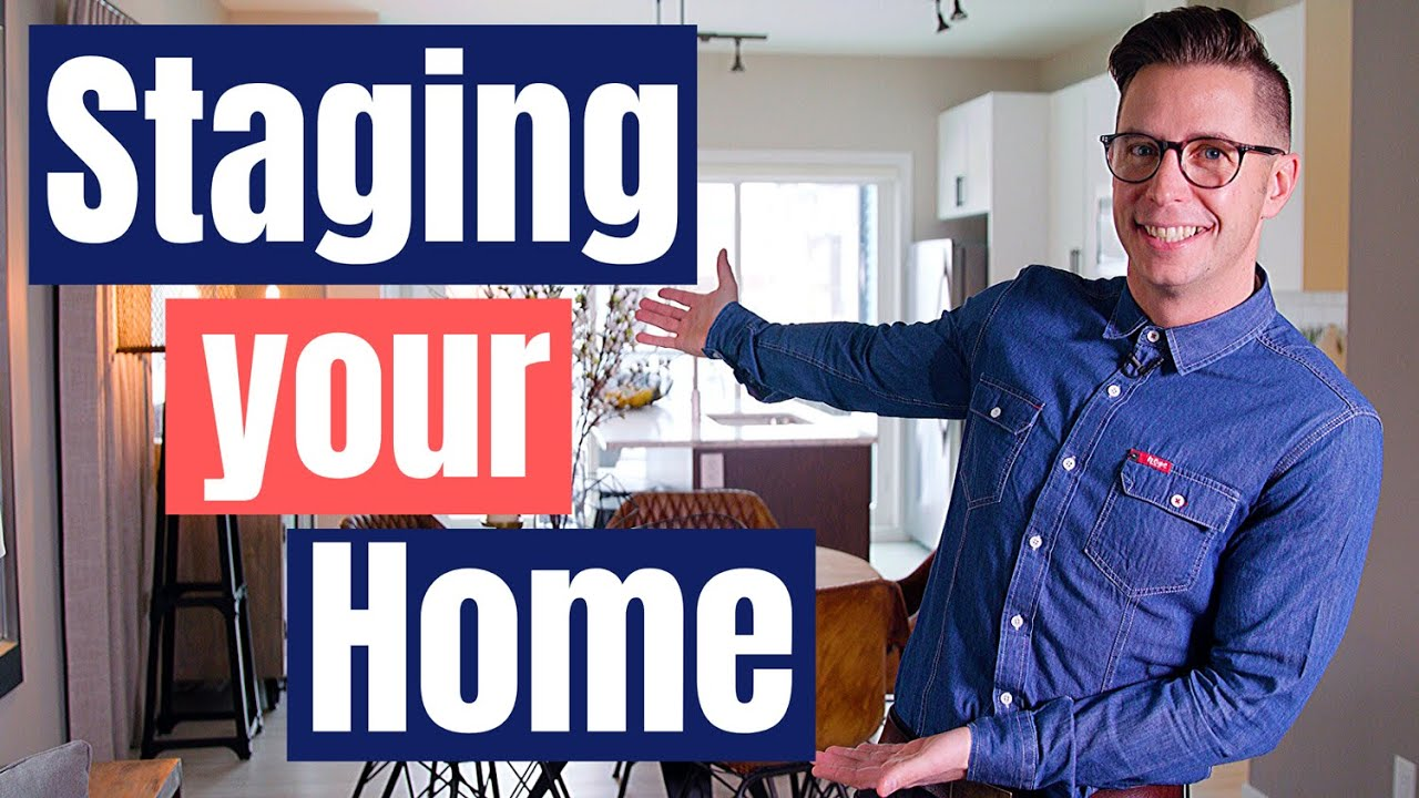 STAGING YOUR HOME to sell for 2020: DIY secrets to SELL FASTER!