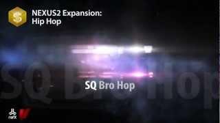 refxcom Nexus² - Hip Hop Vol 1 Expansion