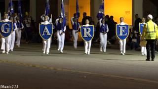 Garey HS - The Gallant Seventh - 2015 Covina Christmas Parade