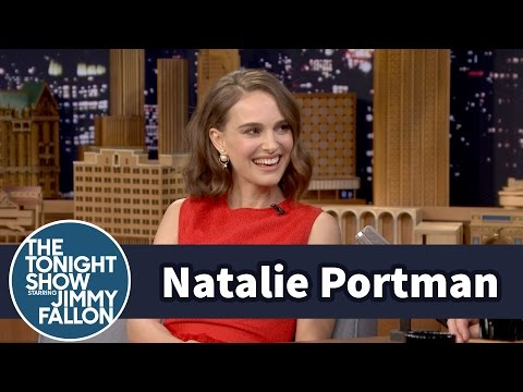 Thumbnail: Natalie Portman Is a Human Wikipedia
