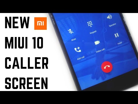 Change Incoming/Outgoing Calling Screen On Miui 10 | NO ROOT NEEDED