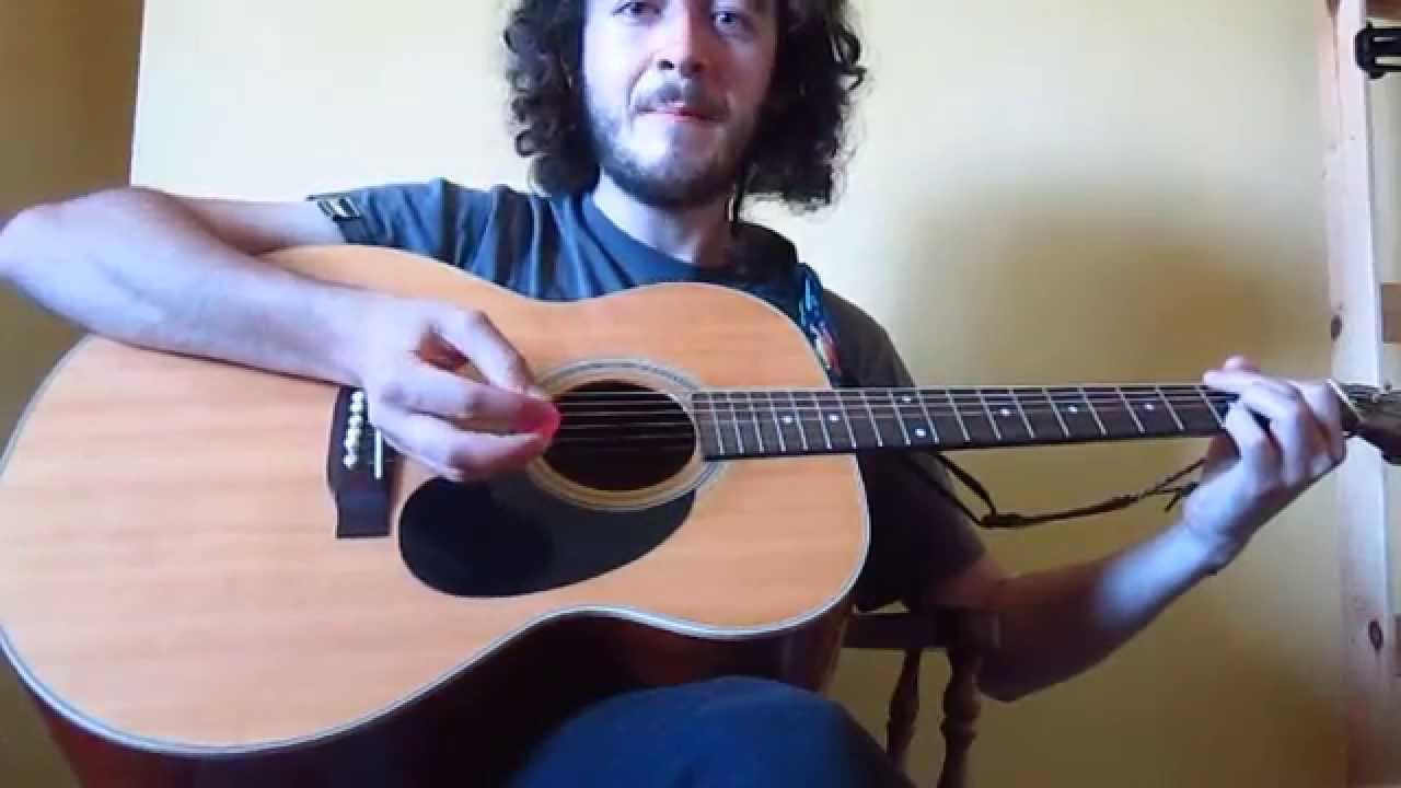 how to play scottish guitar songs