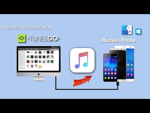 musik-von-pc/mac-auf-huawei-übertragen