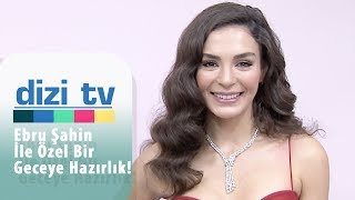 Ebru Şahin ile röportaj yaptık - Dizi Tv 663. Bölüm