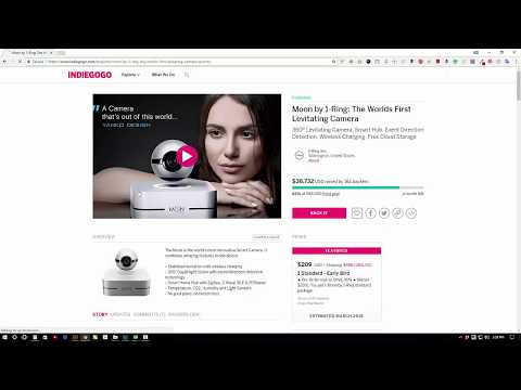 How to buy the Moon by 1-Ring on Indiegogo