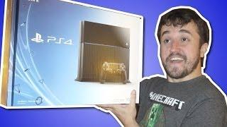 Quest pelo PS4 (com unboxing!)