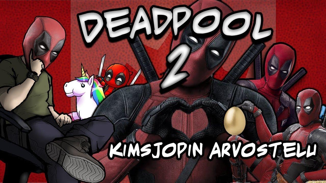 Deadpool Arvostelu