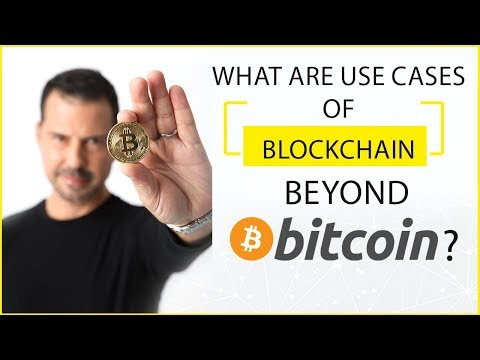 George Levy - What Are Use Cases Of Blockchain Beyond Bitcoin?