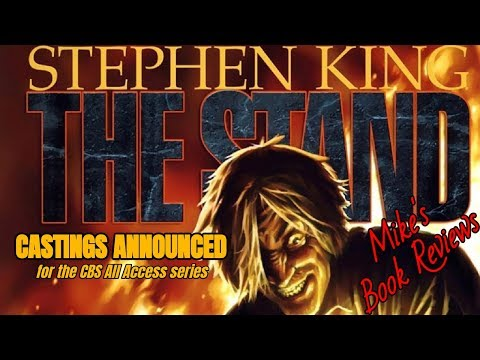Castings Announced For Stephen King's The Stand On CBS All-Access