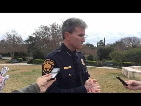TCU QB Trevone Boykin Arrest Press Conference