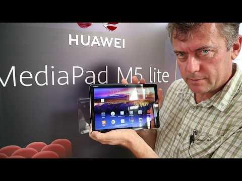 "Huawei MediaPad M5 lite - 10,1"" планшет со стилусом M-Pen"