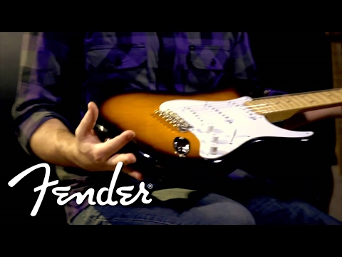 Fender 60th Anniversary Stratocaster Guitars | Fender