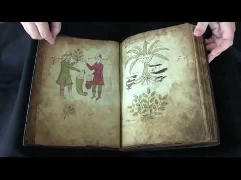 University of Pennsylvania Library's LJS 62 - Herbal (Video Orientation)