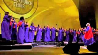 "All Nations Choir at How Sweet The Sound 2011 ""Praise Break"""