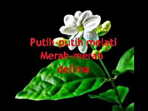 Putih putih melati with lirik st12 ORIGINAL