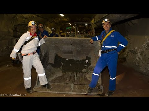 Cullinan Diamond Mine Bei Pretoria   Südafrika