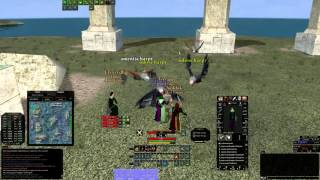 [Ep#5] Dark Age of Camelot in 2016 - Leveling 35-39 (Trials of Atlantis & first Artefacts)