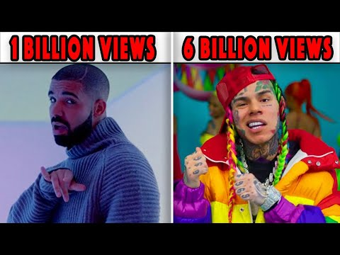 10 Most Viewed YouTube Videos Of All Time...