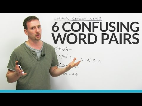 Confusing Words – affect & effect, compliment & complement, and more!