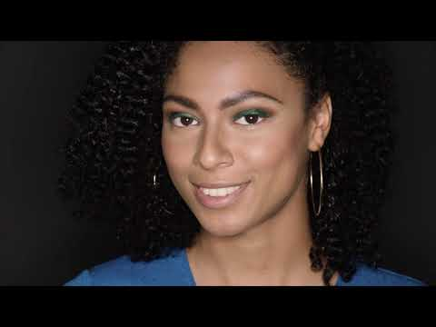 Popping Party Eye makeup with Makeup Artist Renee de Wit for  Edgars Club
