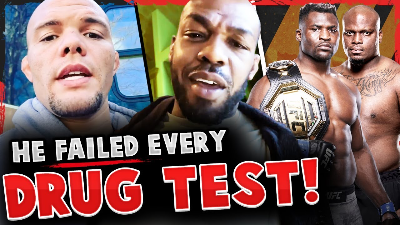 Anthony Smith claims Jon Jones FAILED EVERY DRUG TEST before their fight! Ngannou vs Lewis for Sept!