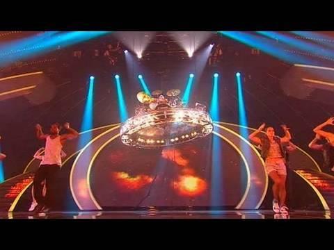 Kieran Gaffney - Britain's Got Talent 2010 - The Final (itv.com/talent)