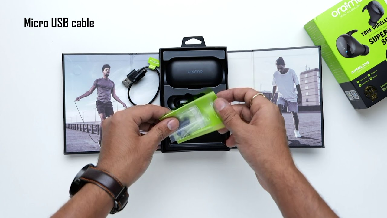 254231fc019 Oraimo OEB E99D Airbuds: Unboxing | Hands-on | Price [Hindi-हिन्दी]