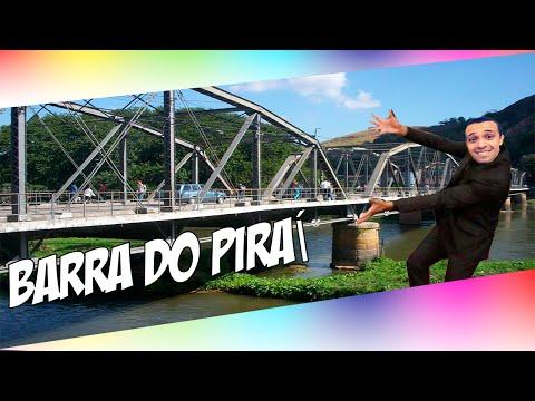 CIDADES DO INTERIOR - BARRA DO PIRAÍ - RJ