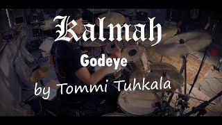 Kalmah - Godeye *DRUM COVER