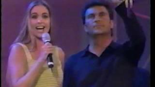 Mijares y Lucero -EL PRIVILEGIO DE AMAR-, Teletón 1999, México..VOB
