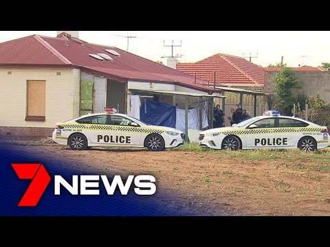 Police called to Kilkenny home after body found in backyard | Adelaide | 7NEWS