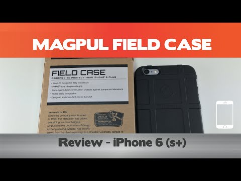 A Great, Affordable IPhone Case - Magpul Field Case Review - IPhone 6 (s+)