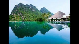 Khám Phá Serena Resort Kim Bôi Hòa Bình 2018 Khu du lịch sinh thái chuẩn 4 sao