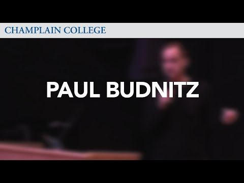 Paul Budnitz: Speaking from Experience