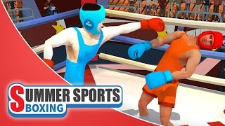 Summer Sports: Boxing - Game Trailer (Spil Games)