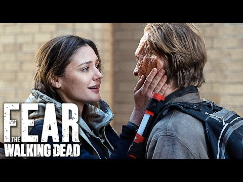 Dwight Finally Reunites With Sherry In Fear the Walking Dead