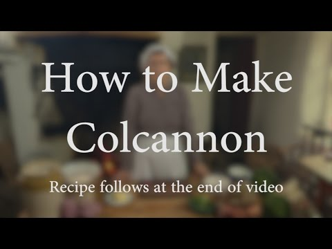 How To Make A Colcannon