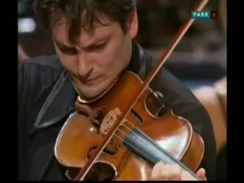 MAXIM  RYSANOV Tchaikovsky Rococo Variations  Last Night of the PROMS 2010