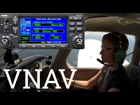 How to VNAV Like a Commercial Pilot: The Lost Episode