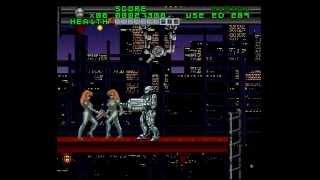 SNES Longplay - Robocop Vs Terminator