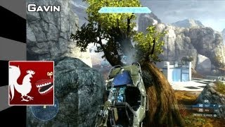 Let's Play Halo 4 - Castle Map Pack