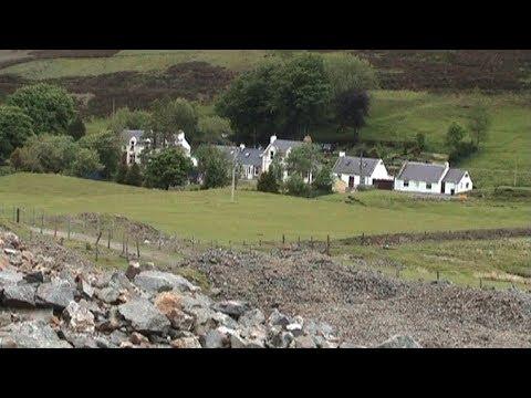 Out & About Visits Wanlockhead, Scotland's Highest Village.